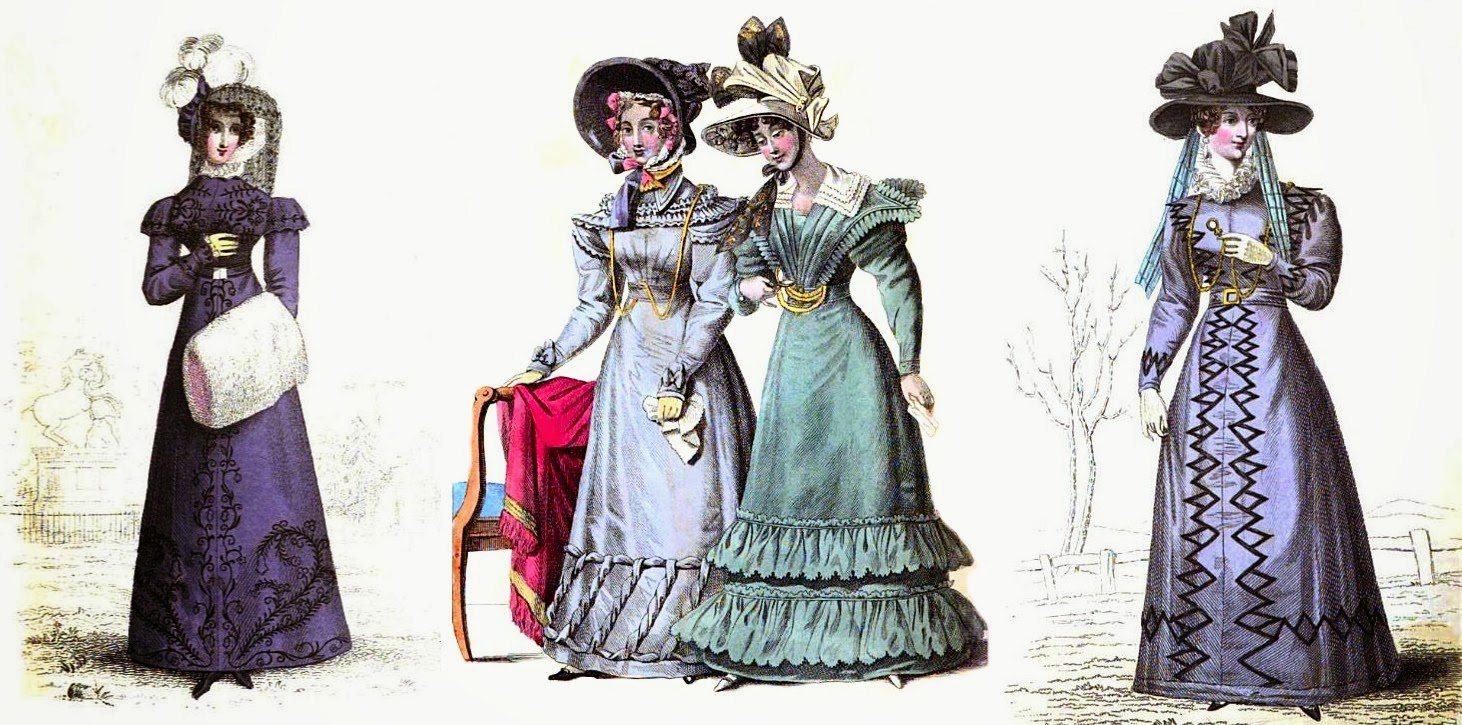 post-regency-spring-fashions