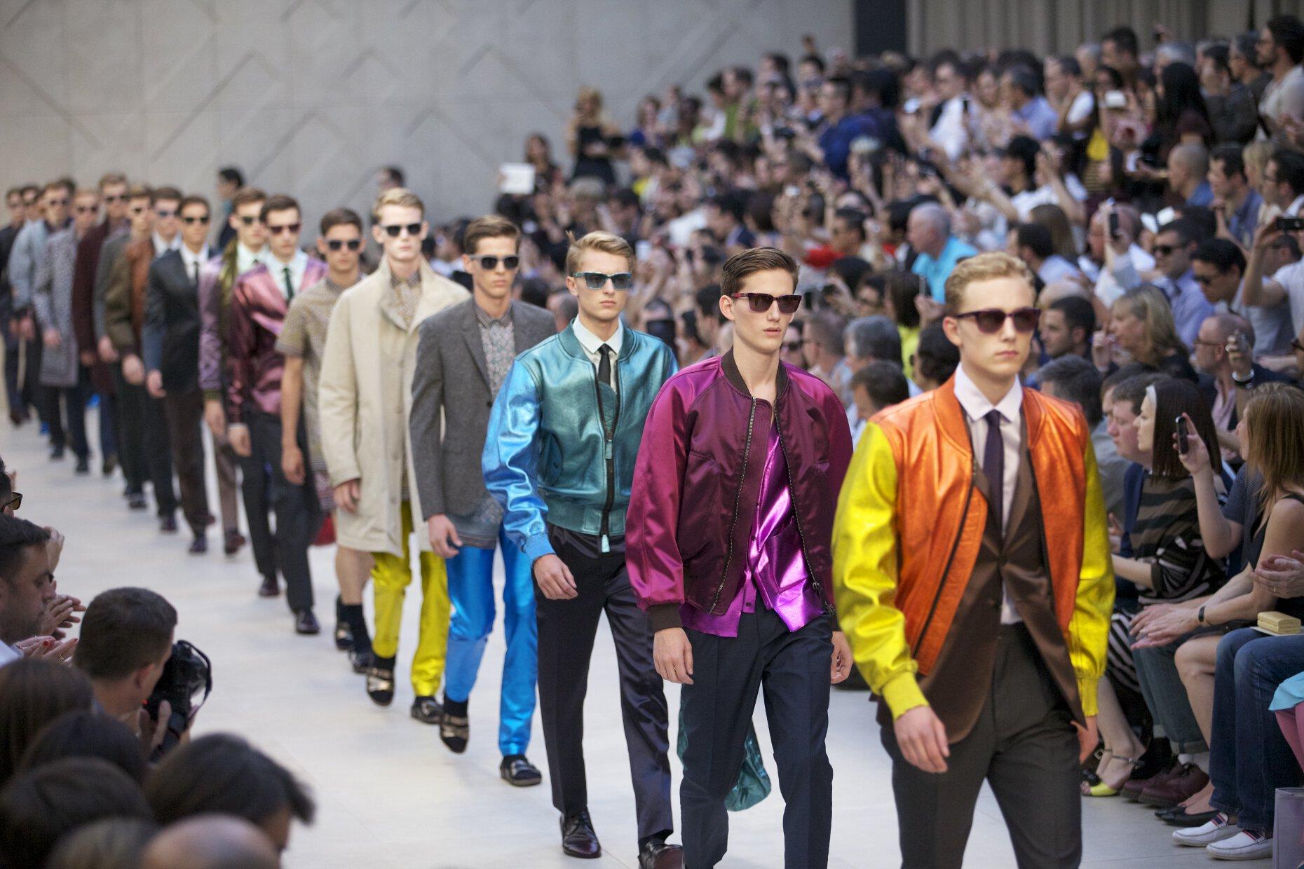 fashion шоу