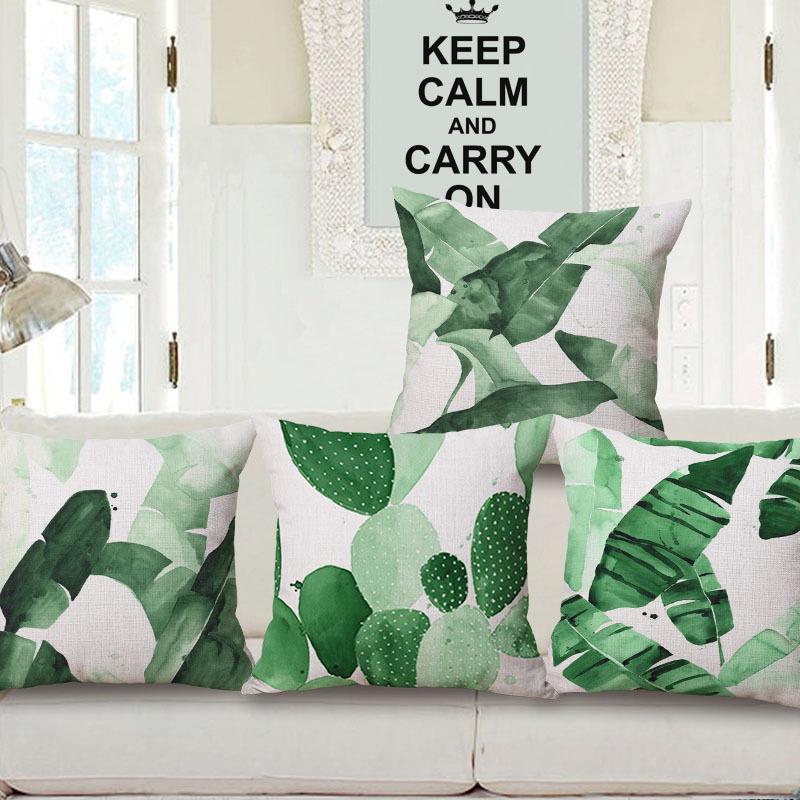 hand-font-b-painted-b-font-tropical-plant-leaves-pillow-set-cushion-of-sofa-font-b
