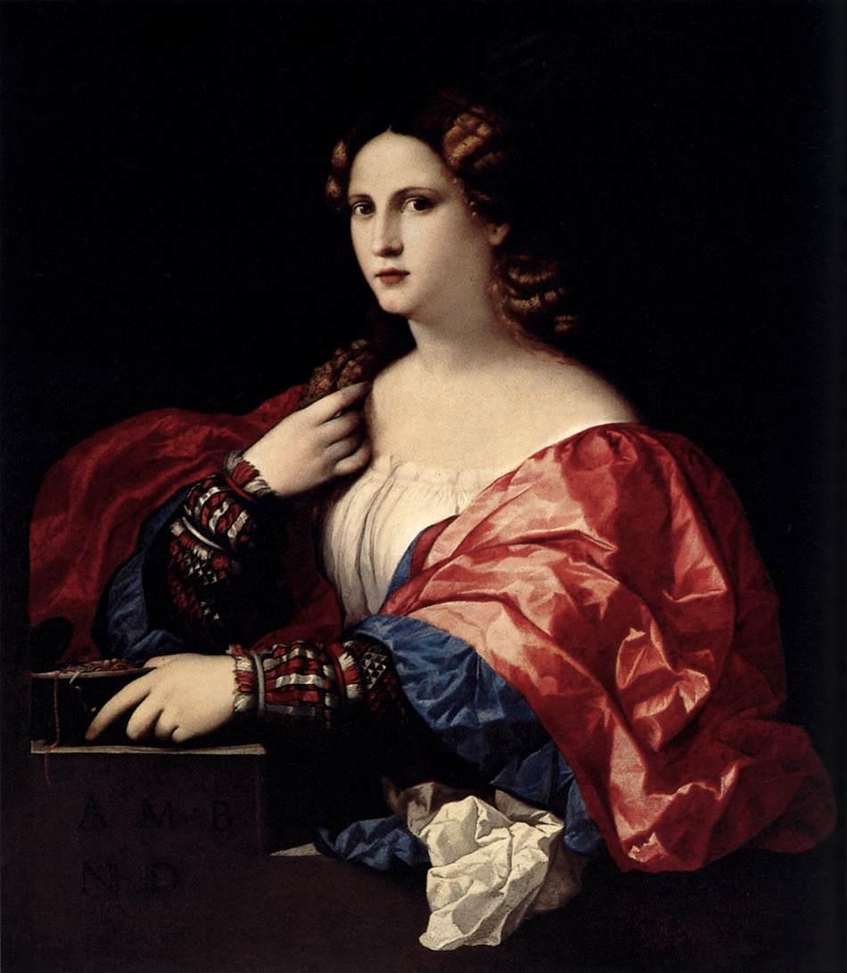идеалы женской красоты