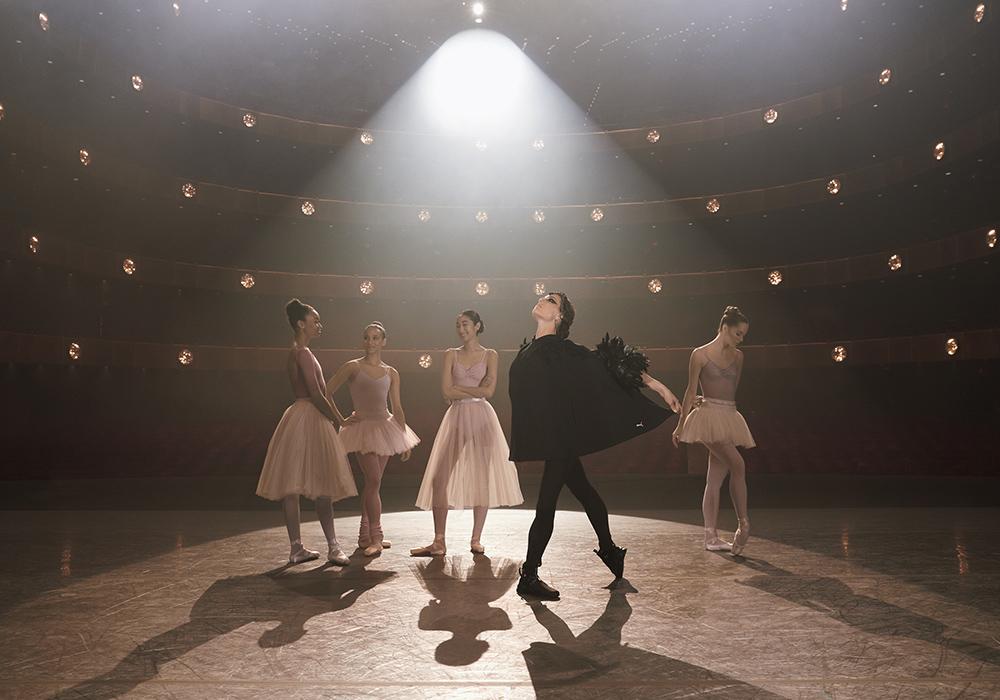 Puma балерина