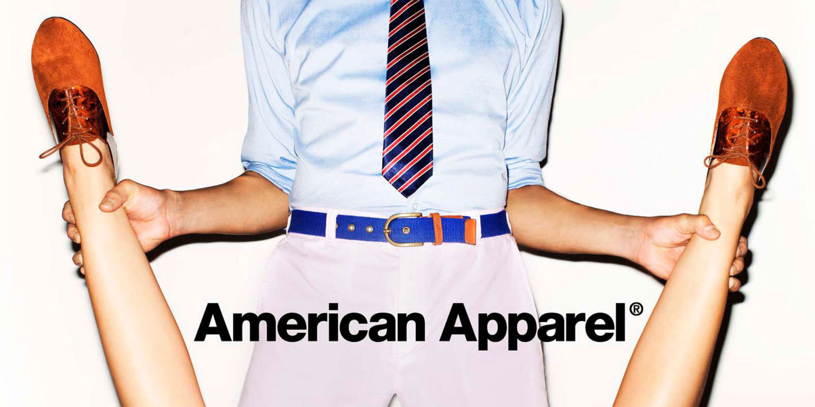 an analysis of an online advertisement for american apparel