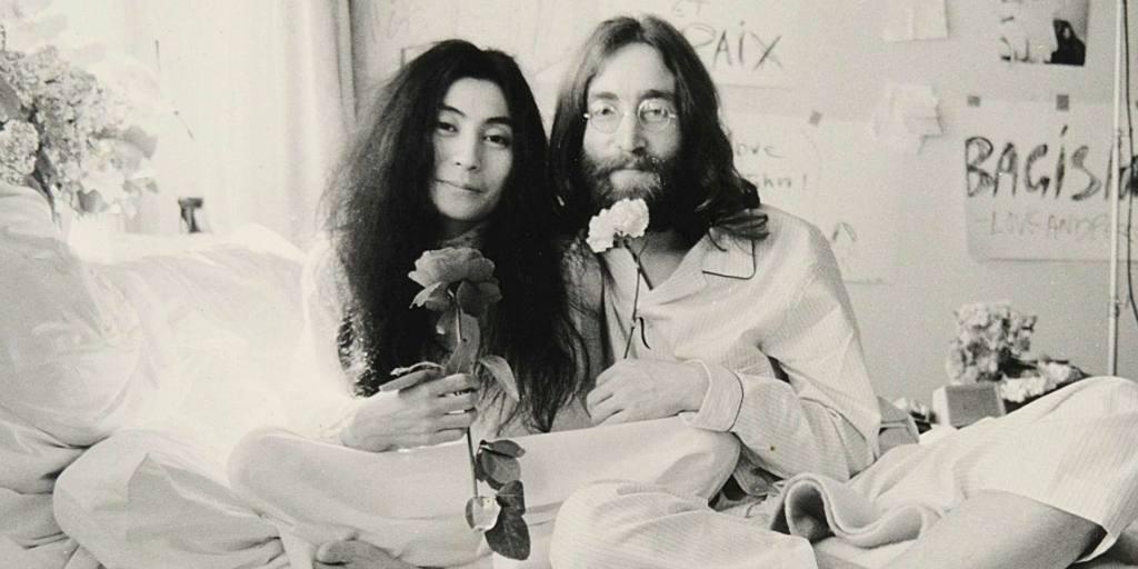История Знакомства Джона Леннона И Йоко Оно
