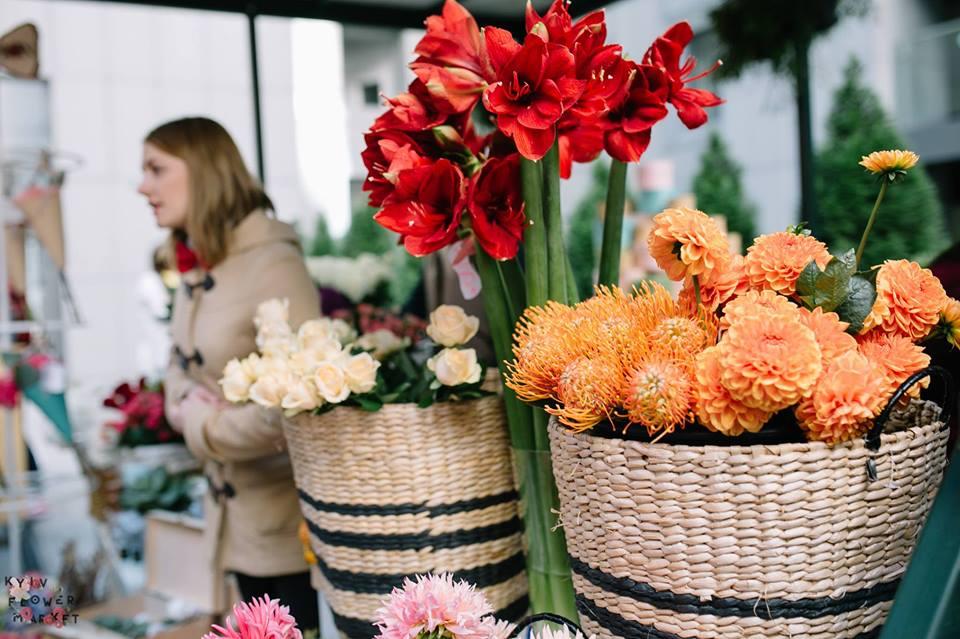 Kyiv Flower Market 2