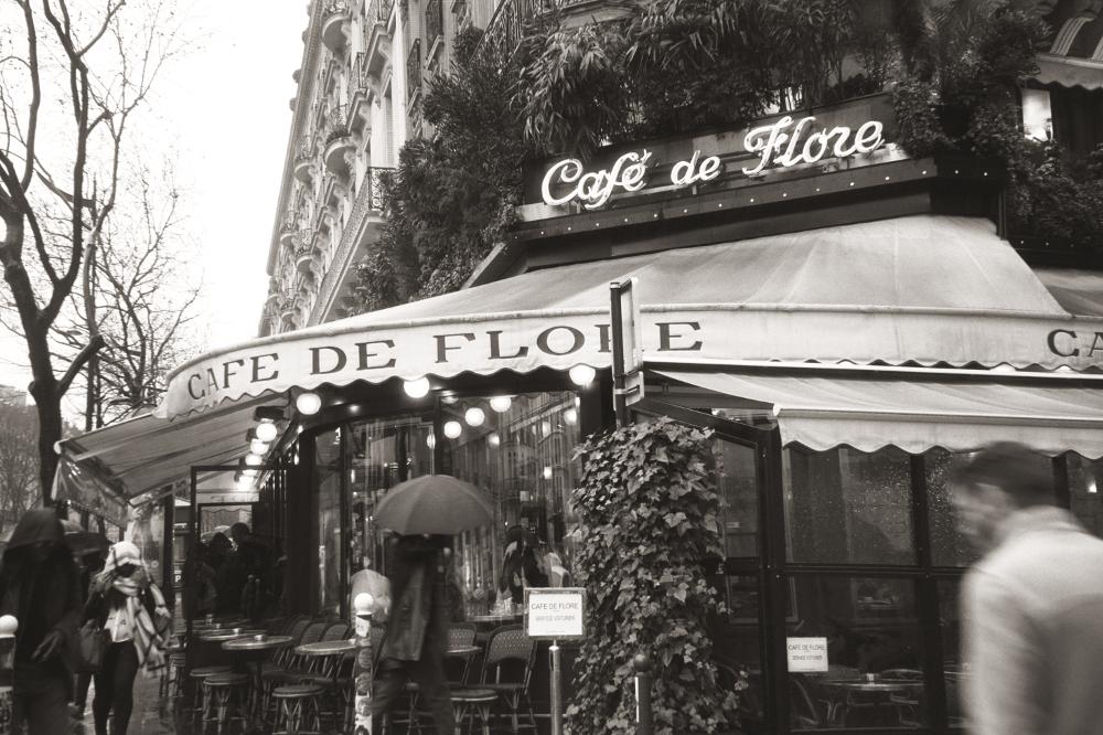Парижские фотографии