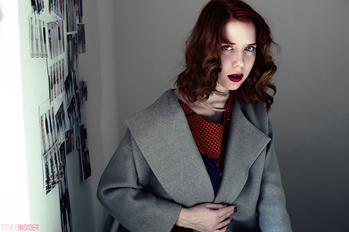 Анна Егорова для Styleinsider 3