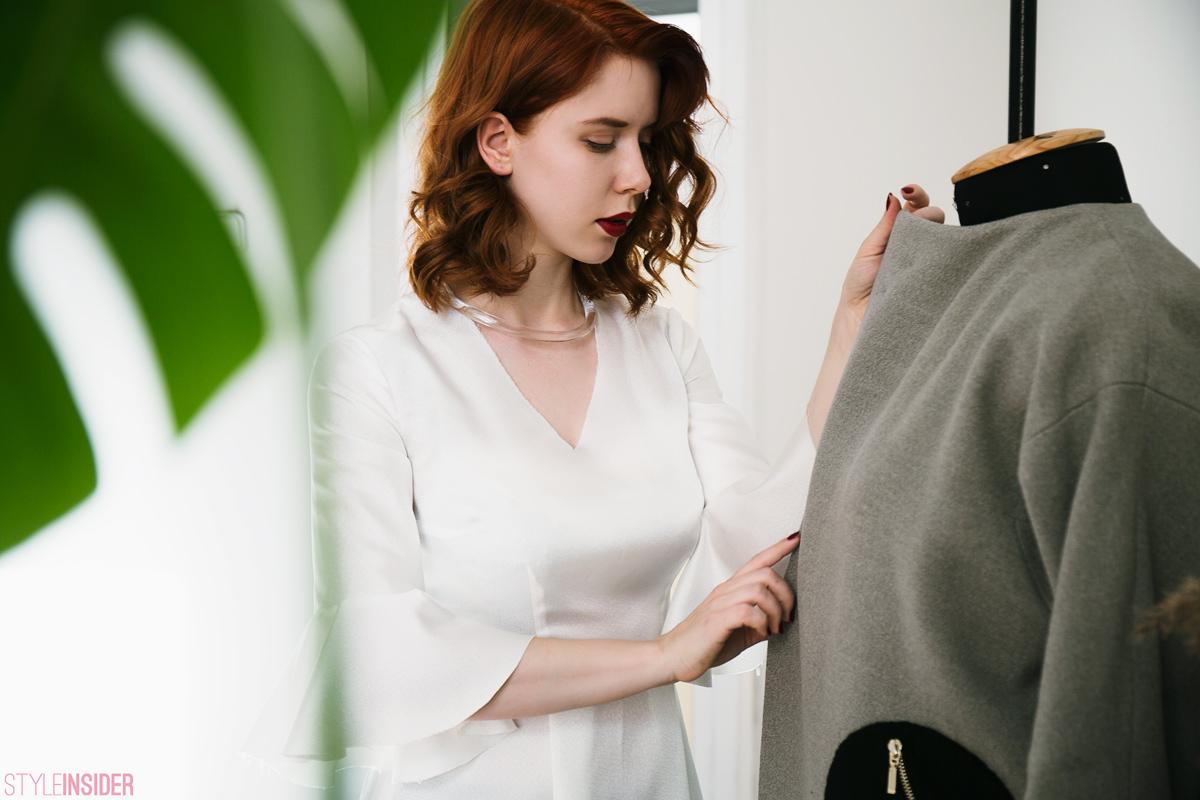 Анна Егорова для Styleinsider