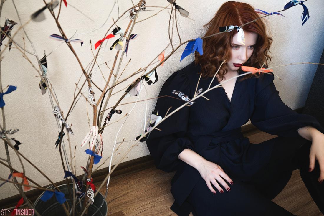Анна Егорова для Styleinsider 5