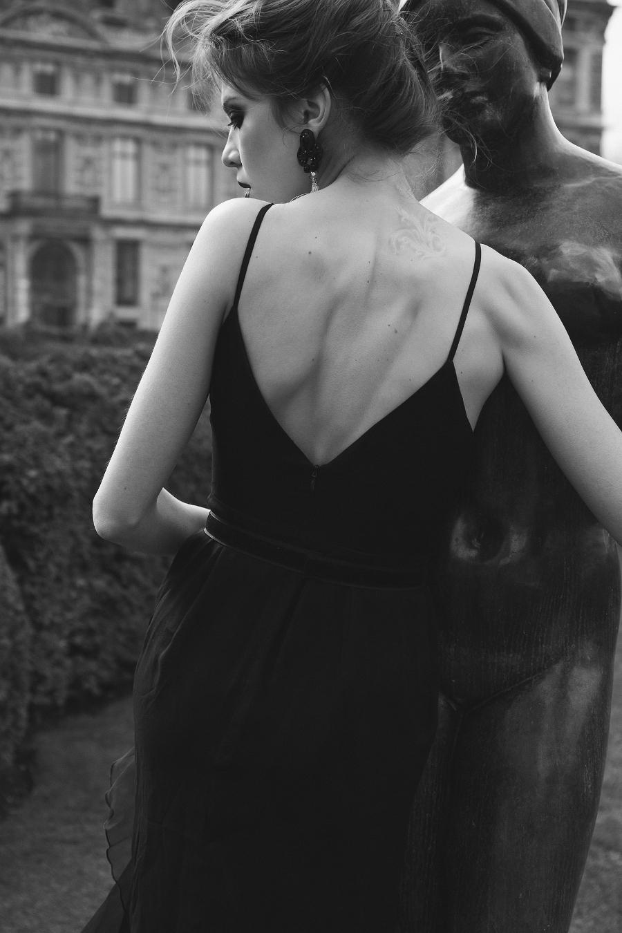 съёмка Лувр