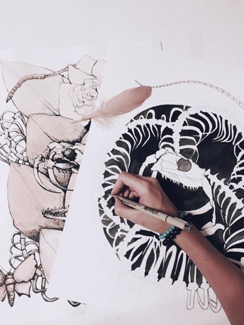 Марина Макарова иллюстратор