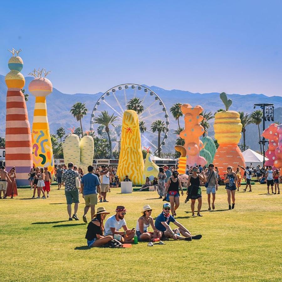 Coachella 2017 фото