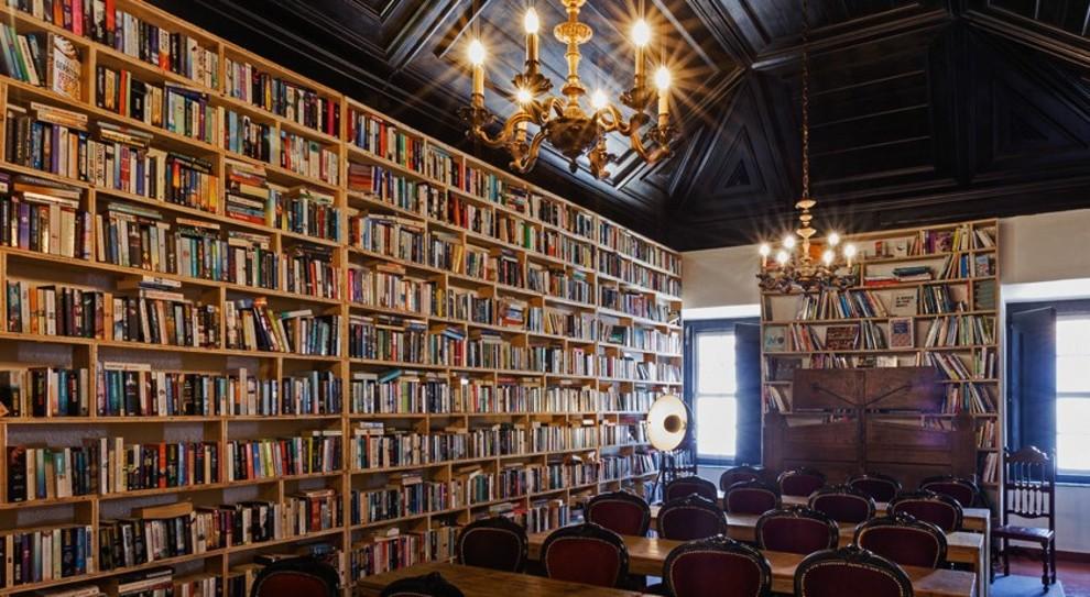 книжный отель