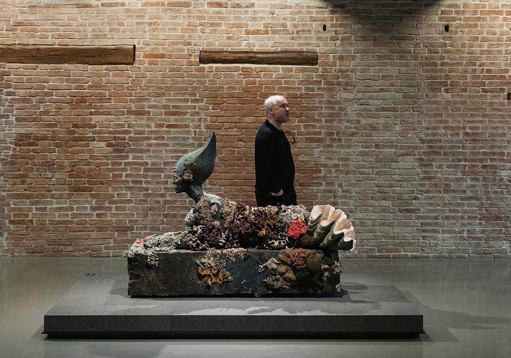 Дэмиен Хёрст выставка