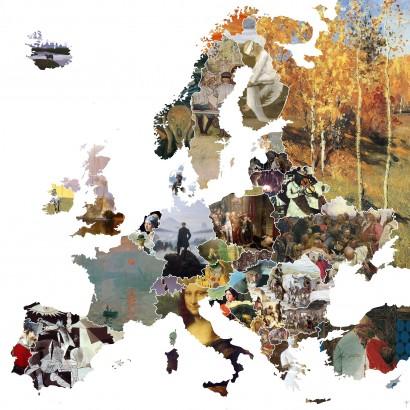 художественная карта