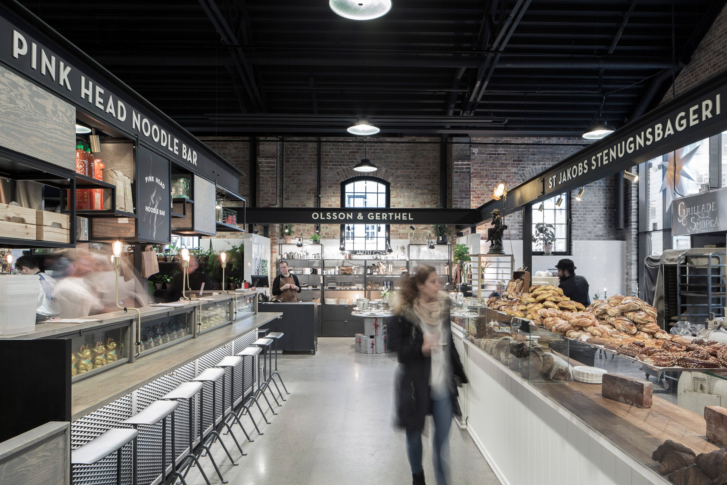 Мальмё рынок архитектура