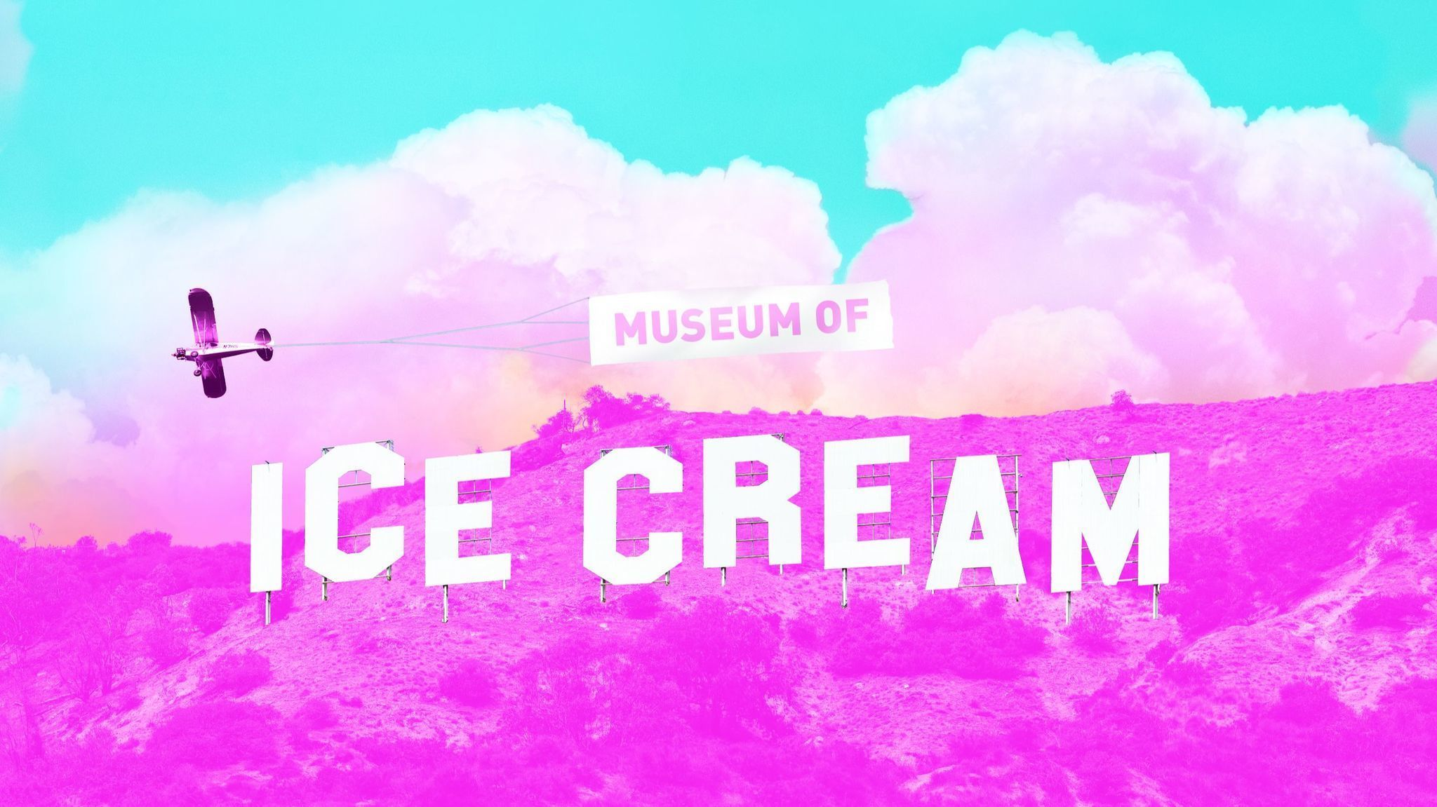 Музей мороженного в Лос-Анджелесе