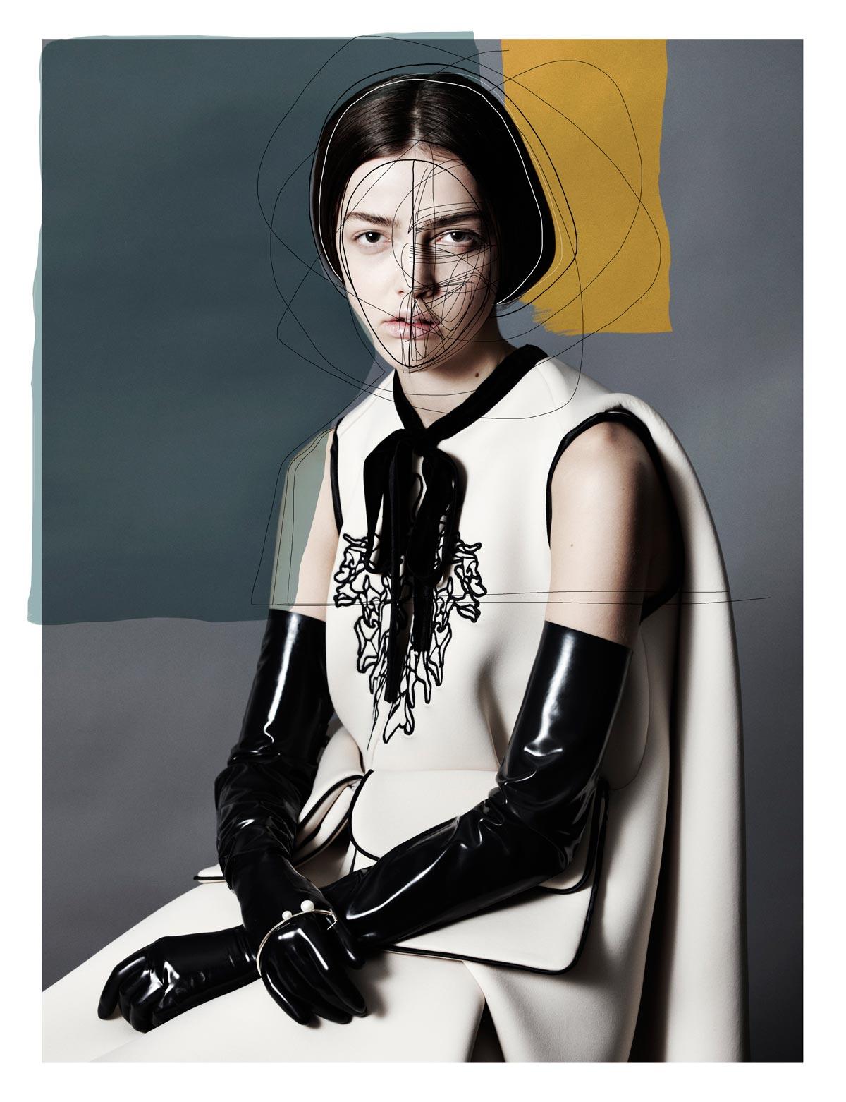 fashion-фотография искусство