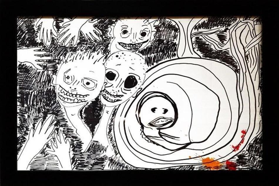 Фрэнсис Бин Кобейн картины