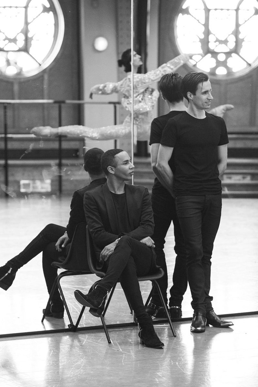 Оливье Рустен балет