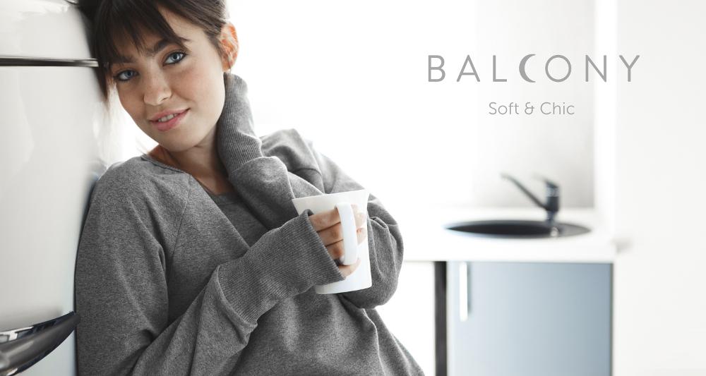 Balcony Garment бизнес