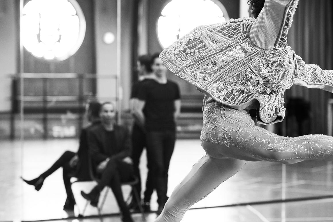 Оливье Рустен костюмы для балета