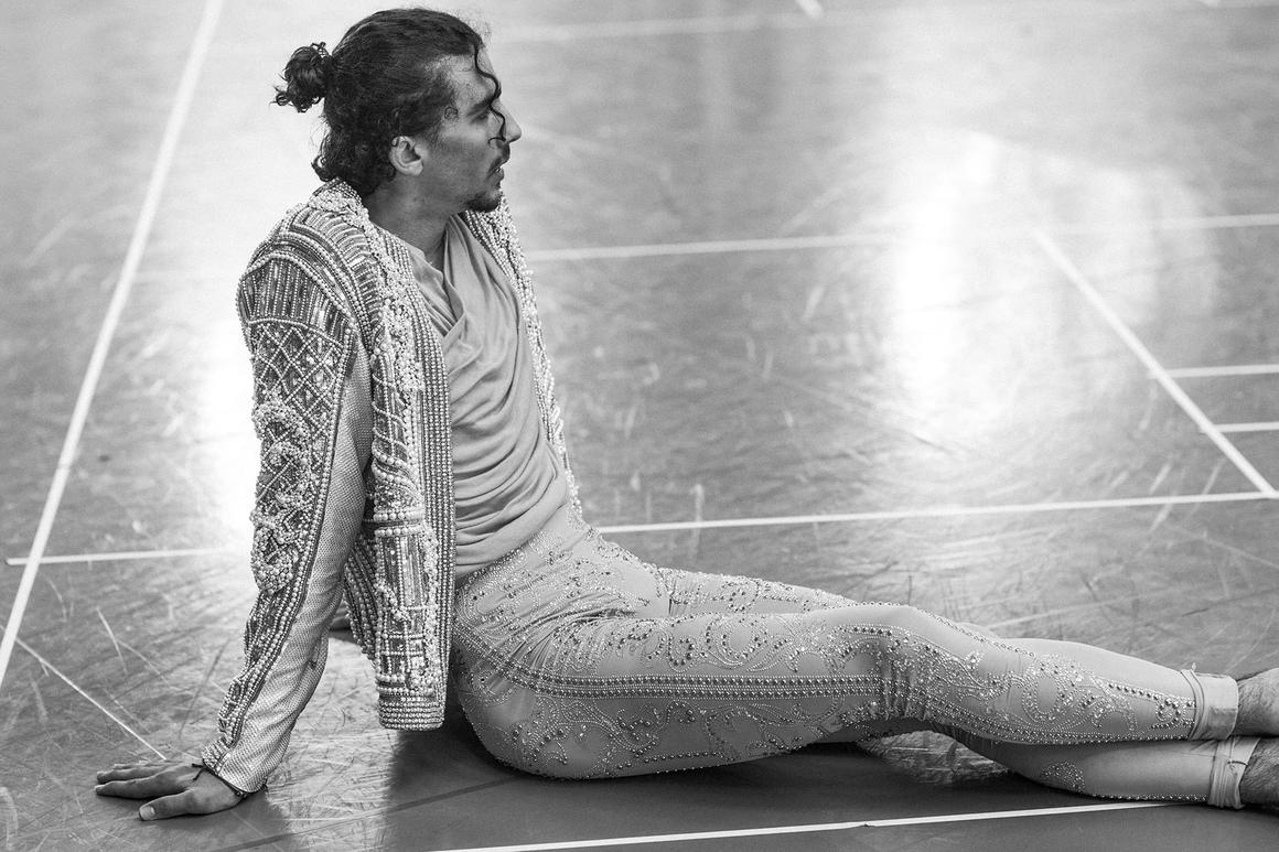 Balmain костюмы для балета