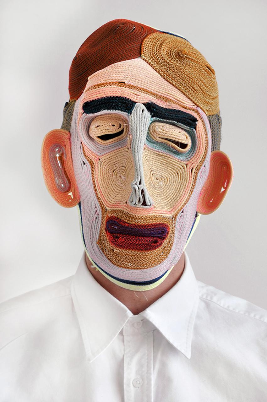 дизайнерские маски