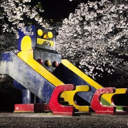 игровые площадки Японии
