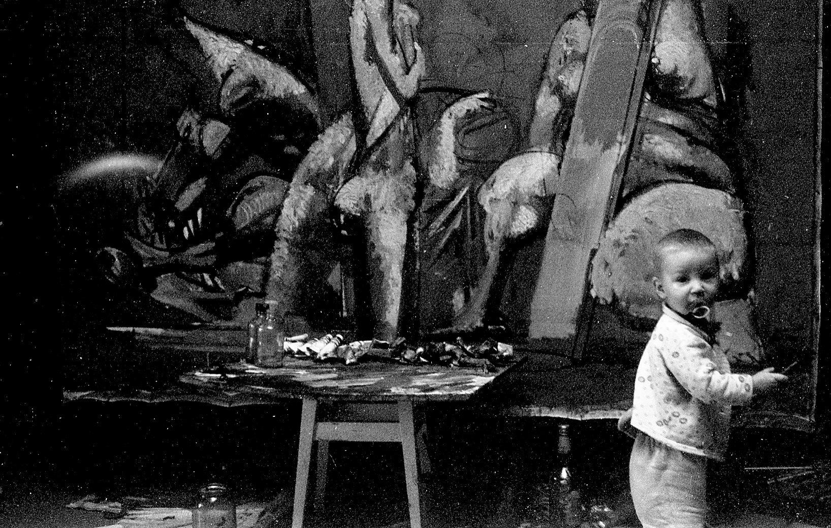 2_Степан Рябченко. 16 станция Большого Фонтана, Одесса, 1989 (фото из семейного архива)