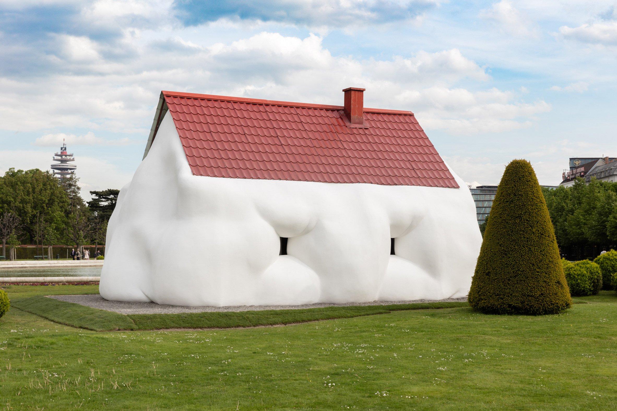 толстый дом