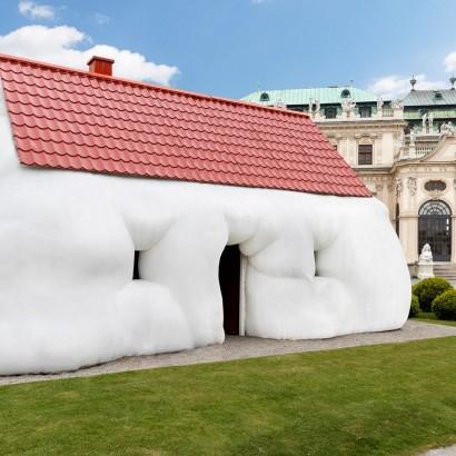 толстый дом в Вене