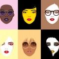 fashion faces
