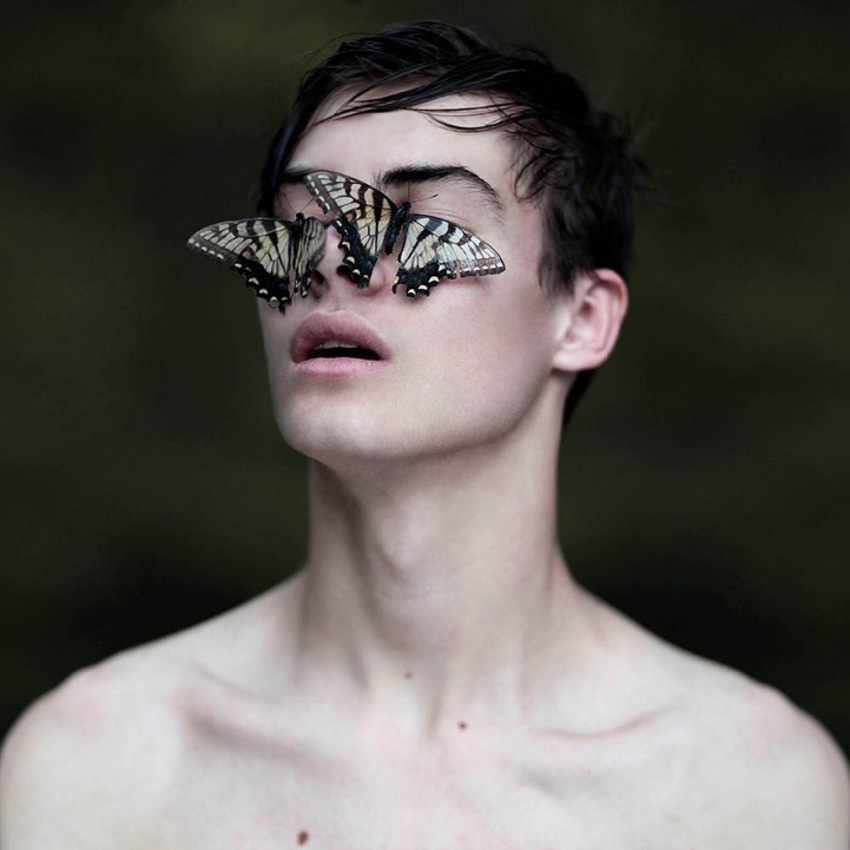 Брайан Олдхэм снимки