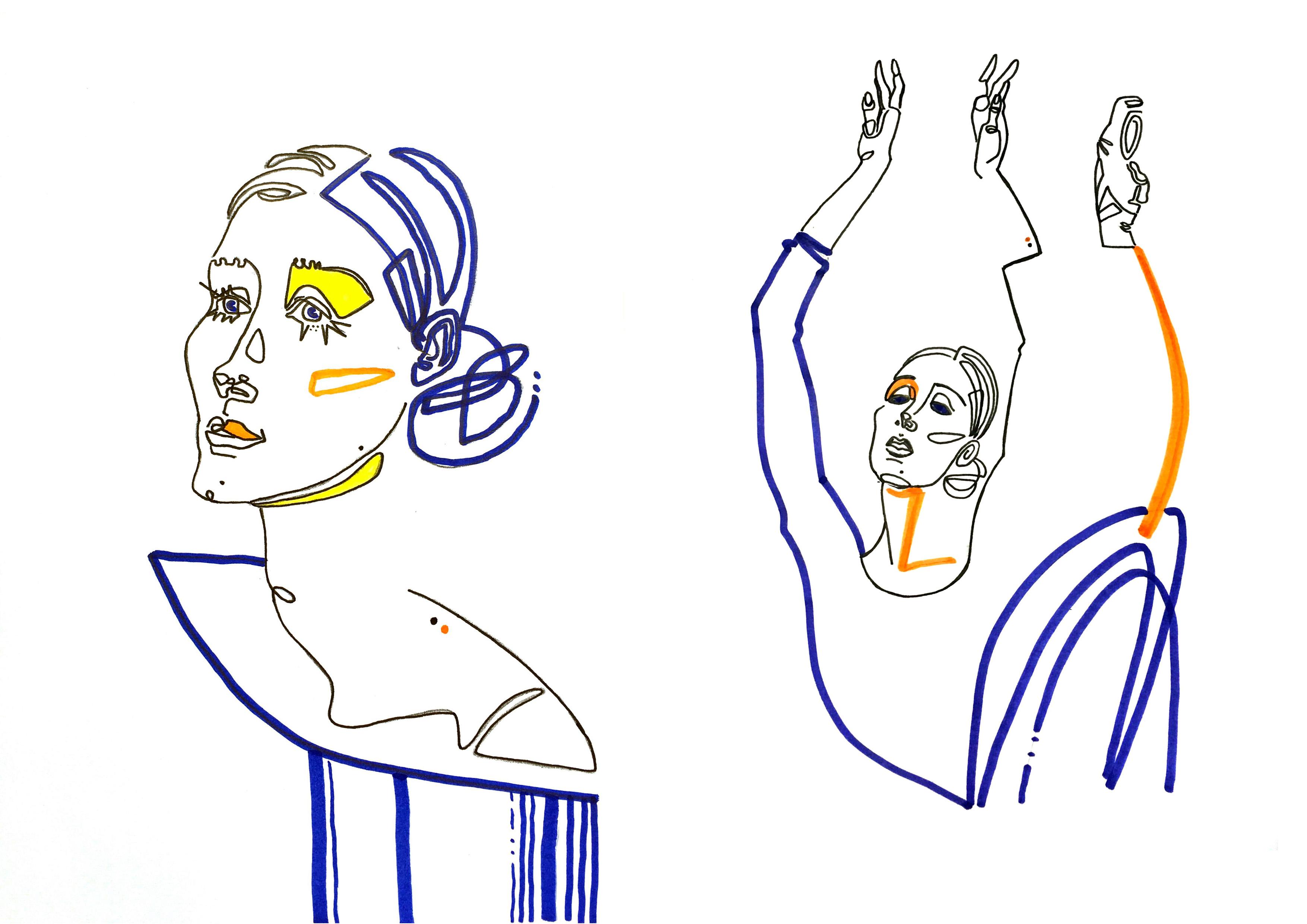 Анна Гончарова иллюстрации
