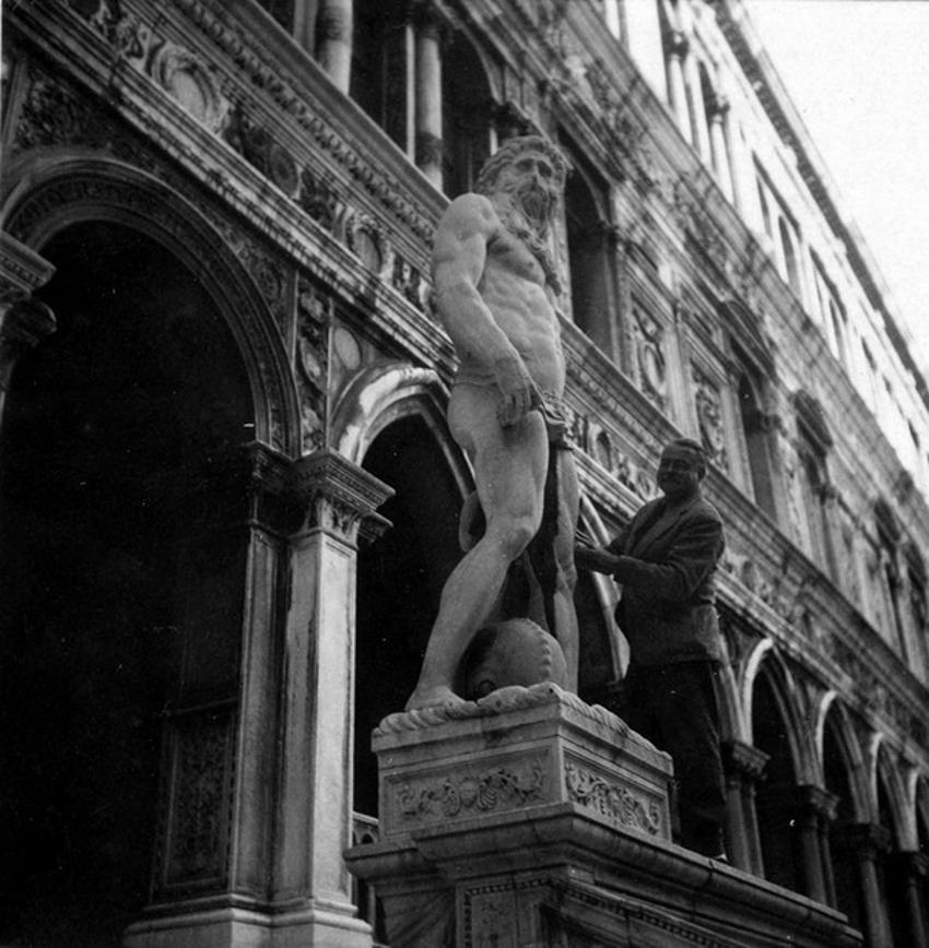 Хэмингуэй в Венеции