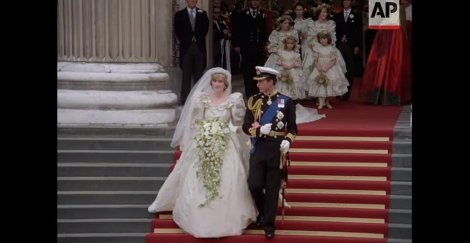 Видео свадьбы дианы