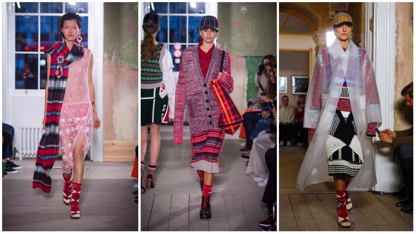 London Fashion Week обзор