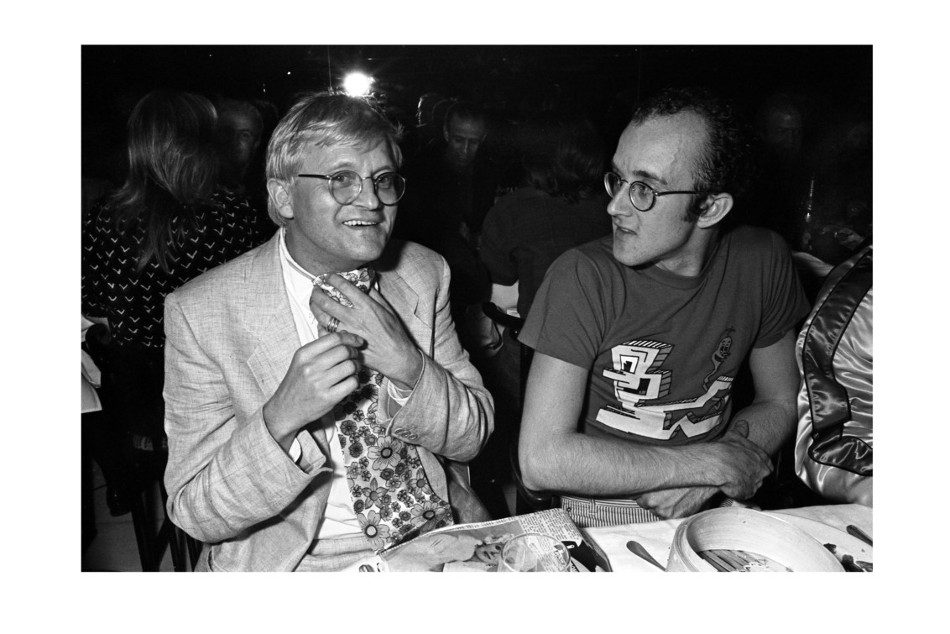 David_Hockney___Keith_Haring