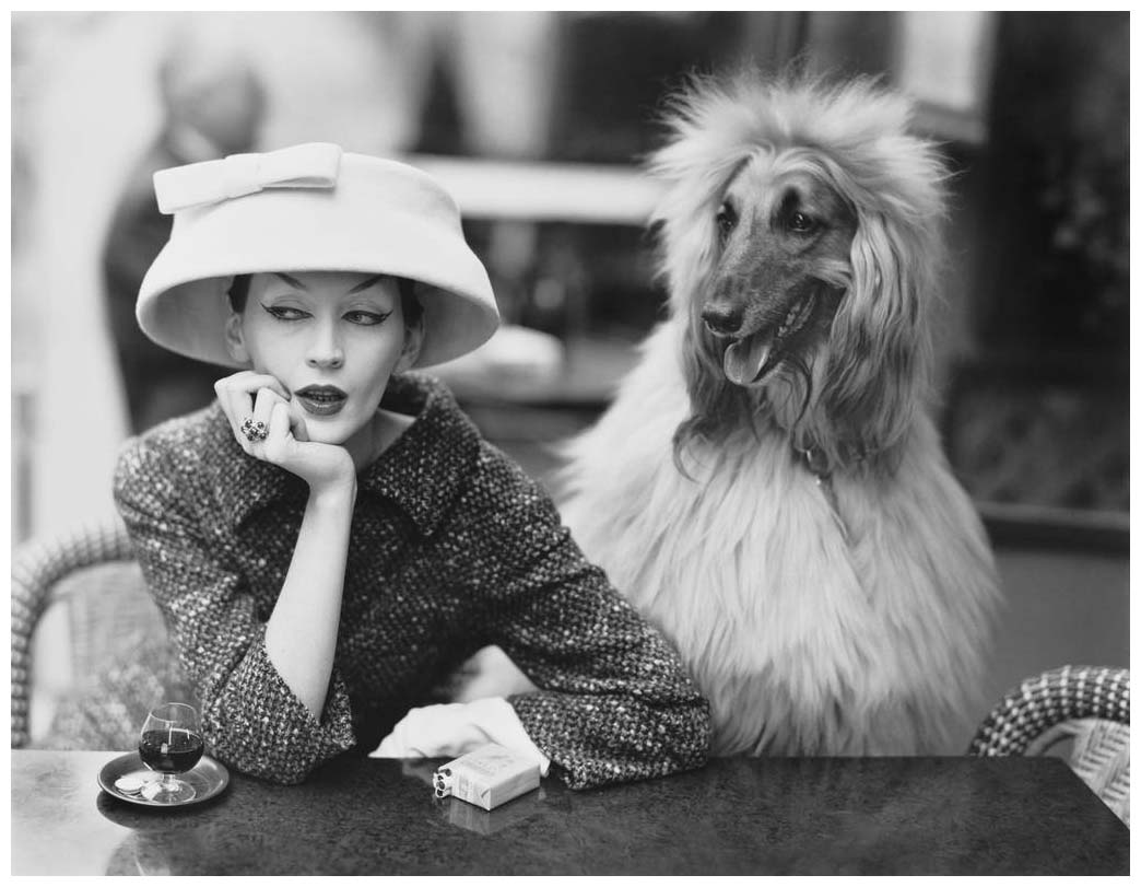 richard-avedon-cafe-des-deux-magots-paris-1955