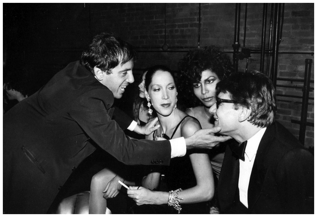 steve-rubell-marina-schiano-and-yves-st-laurent-at-studio-54-1978-robin-platzner