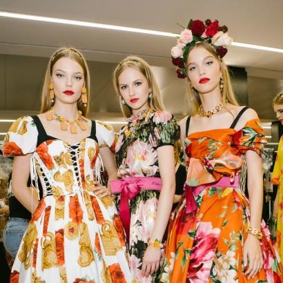 Milan Fashion Week тренды