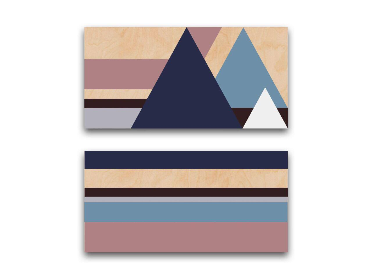 U concept wood carpet
