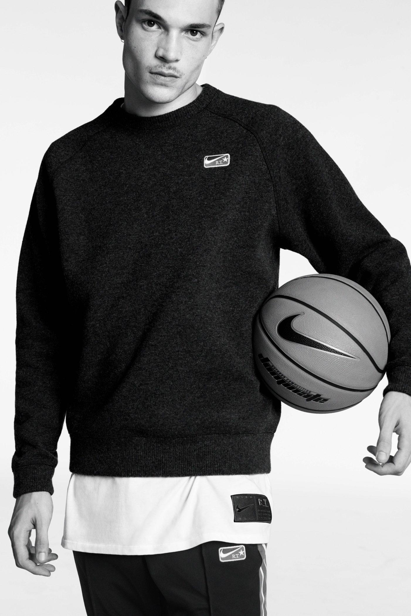 Nike и Риккардо Тиши