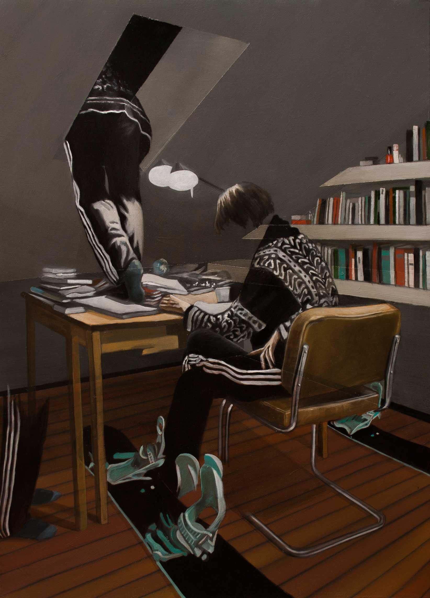реализм и сюрреализм картины