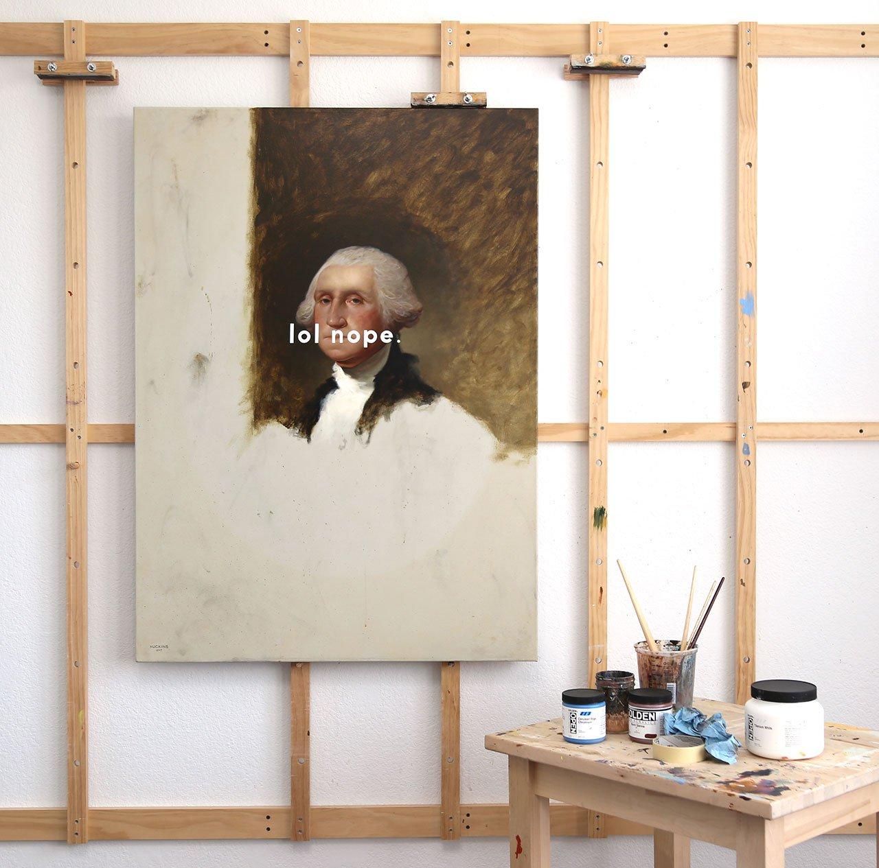 выставка Шона Гукинса