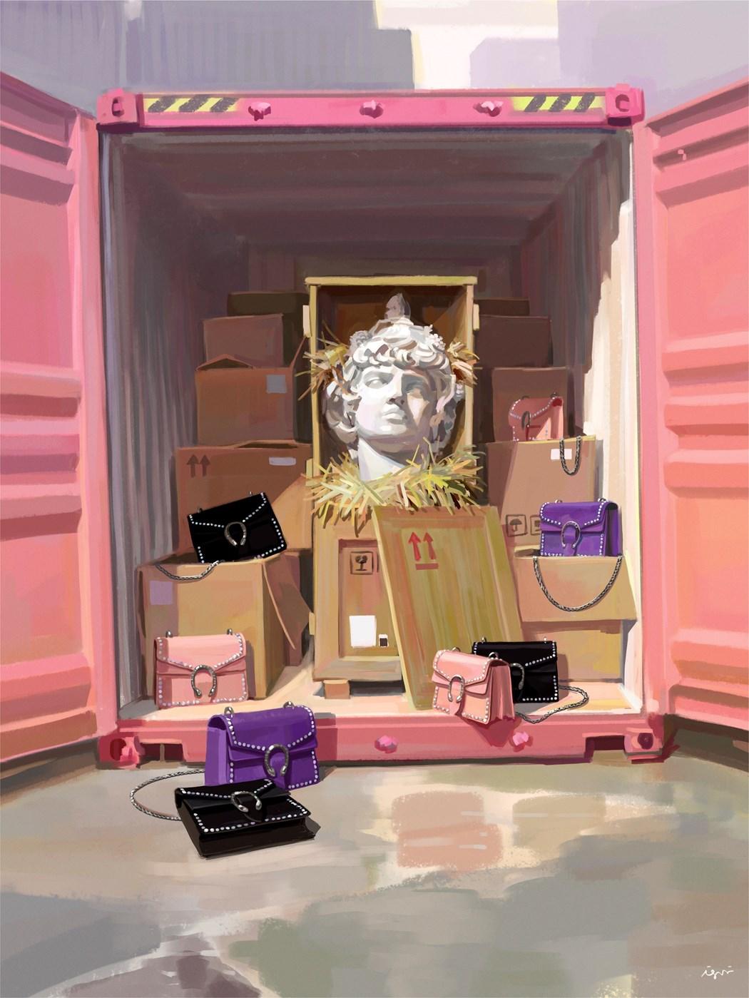 Gucci каталог