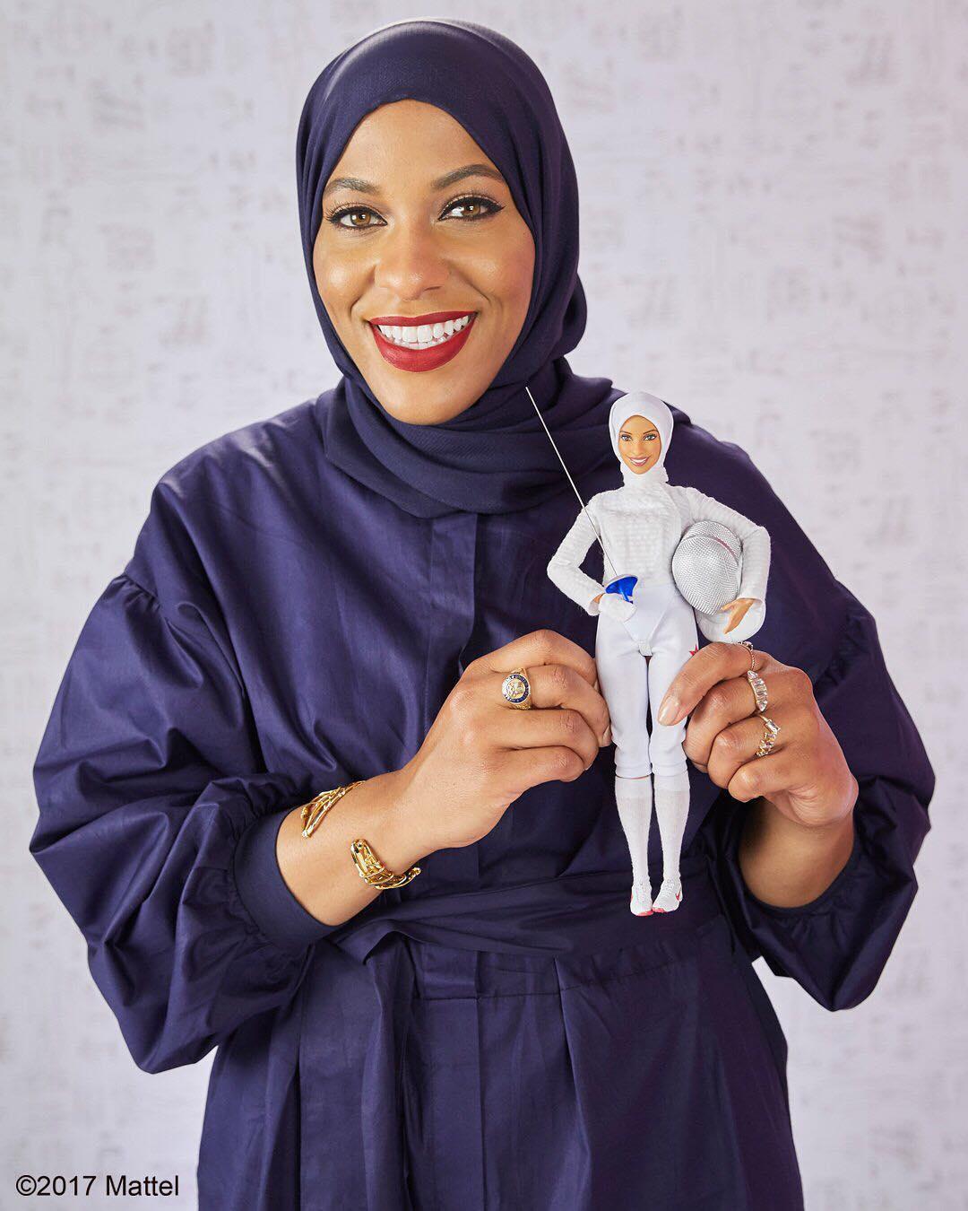 Барби в хиджабе