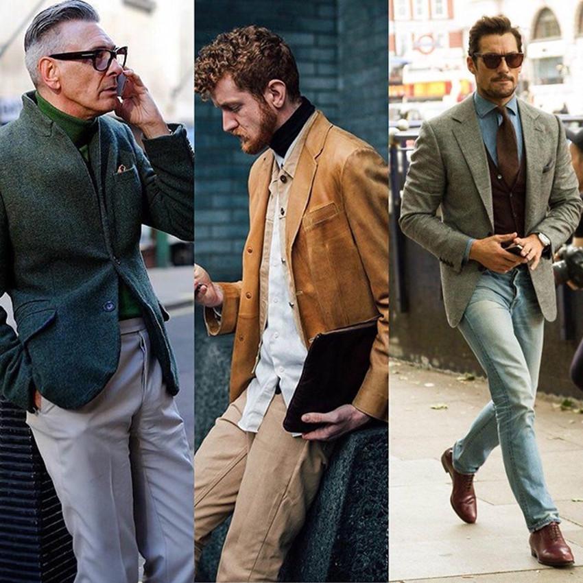 Модные джинсы осень 2017 мужские 48