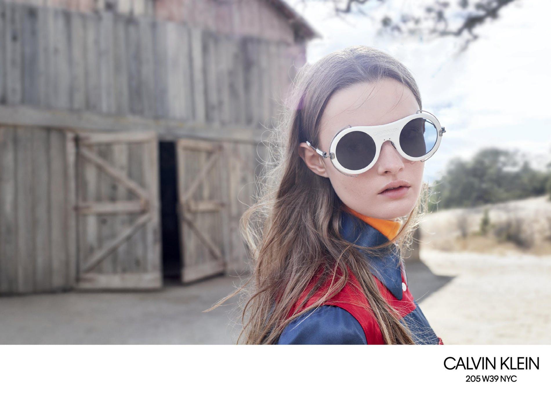 Calvin Klein campaign