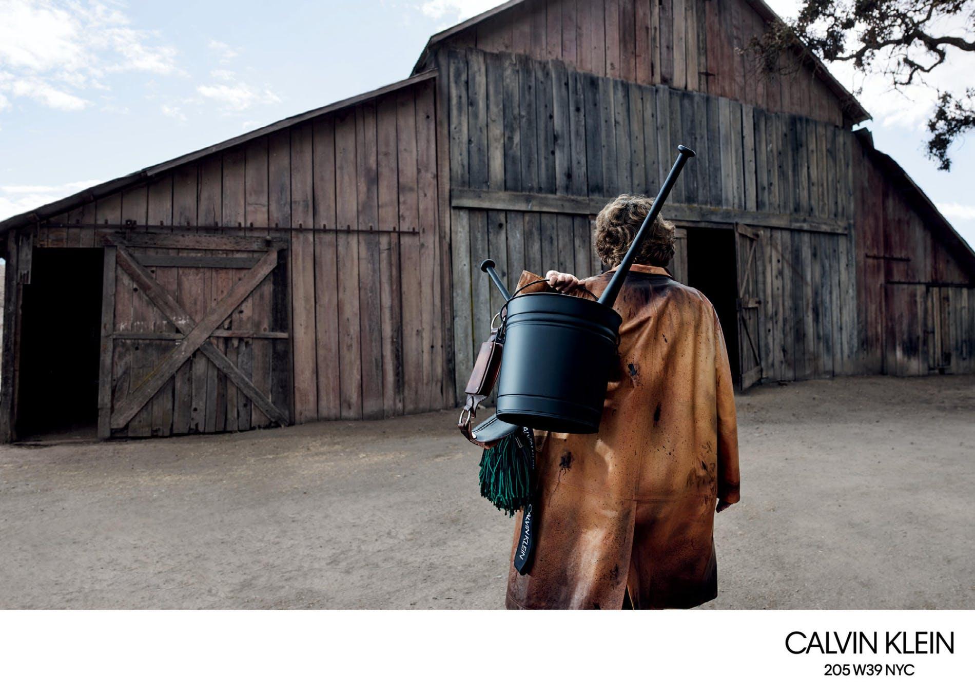 Calvin Klein кампейн